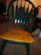 bent wood spindal chair mable style chair in Sacramento, California
