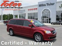 2015 Dodge Grand Caravan SXT-Certified-Warranty-PRICE REDUCED!-(STK-P2131) in Cherry Point, North Carolina