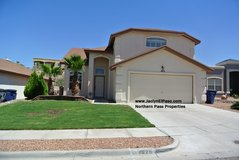 2-Story, 3 Bed/2.5 Bath, Westside Home for Sale!! in El Paso, Texas
