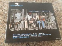 Blues Collection by Various Artists, 3-CD Box Set in Morris, Illinois