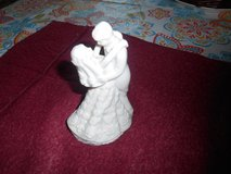 "Pretty Porcelain Bride and Groom ""First Dance"" Figurine / Cake Topper in Bellaire, Texas"