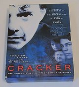 Cracker The Complete Series Boxed Set - 16 Episodes on 4 DVDs in Shorewood, Illinois