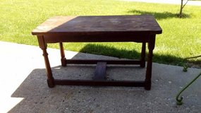 Coffee Table/Bench in Naperville, Illinois