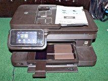 HP Photosmart e-7510 All-in-one Printer -- Works Perfectly!! in Glendale Heights, Illinois