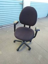 Office Manager Chair High Back in Roseville, California