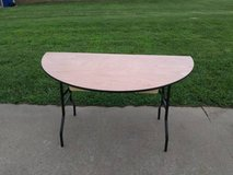 New Glossy Solid Wood Table (Best Offer) in Clarksville, Tennessee
