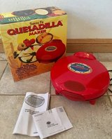 Santa Fe Quesadilla Maker - Never Used in Aurora, Illinois
