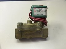 "ASCO 8210D3, 3/4"", 2-way, 120/60, NC, Solenoid Valve, Safety Shutoff, Model 8210 in Warner Robins, Georgia"