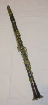 Vintage French Clarinet in Bartlett, Illinois