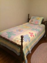 Girls Twin Quilt and Sham - The Company Store in Bartlett, Illinois