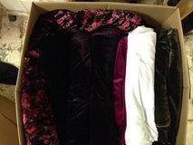 STRETCH VELVET & PANNE BOX in Elgin, Illinois