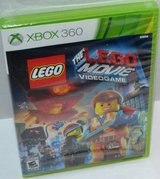 The LEGO Movie Videogame Microsoft Xbox 360 New and Sealed Game in Plainfield, Illinois