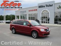 2015 Dodge Grand Caravan SXT- Certified-Warranty-PRICE REDUCED!-(STK-P2130) in Cherry Point, North Carolina