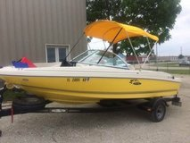 2007 Sea Ray 175 Sport in Chicago, Illinois