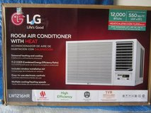 LG LW1216HR 12,000 BTU 230V Window Air Conditioner with Heater in Naperville, Illinois