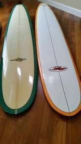 10.0 & 9.6 TWO LONG BOARDS NOSE-RIDER SURFBOARD BEGINNERS OR SKILLED in San Ysidro, California