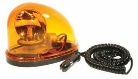 Sale Pending - New! Haul-Master Emergency Revolving Amber 12V Light in Westmont, Illinois