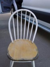 bent wood back chair white maple vintage I will be in Fairfield on 6/16 if you want me to bring ... in Travis AFB, California
