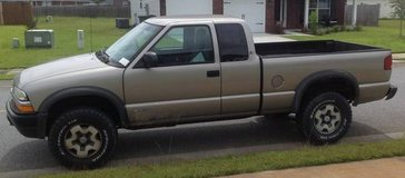 2001 Chevy S10 in Hinesville, Georgia