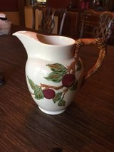 Franciscan Apple tall water pitcher in Westmont, Illinois