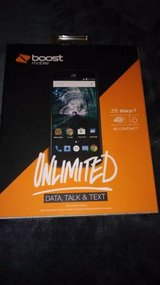 Boost ZTE Warp 7 in Brookfield, Wisconsin