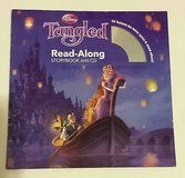 NEW Tangled Read-Along Storybook & CD by Disney in Shorewood, Illinois