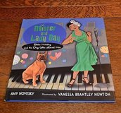 Mister and Lady Day: Billie Holiday and the Dog Who Loved Her Hard Cover Children's Book in Oswego, Illinois