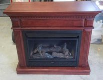 Fireplace in Wilmington, North Carolina