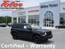 2015 Jeep Patriot Sport-Certified-Warranty-PRICE REDUCED!(STK-P2136) in Cherry Point, North Carolina