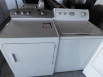 Washer and Dryer Set in Fort Riley, Kansas