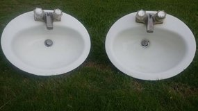 Reduced - Cast Iron matching sinks - 2 included in Moody AFB, Georgia