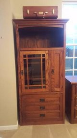 vintage PAIR of Mission Style Cabinets in Naperville, Illinois