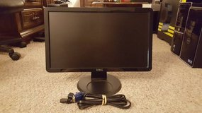 "Dell 20"" Widescreen Flat Panel Monitor PC in Naperville, Illinois"