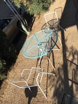 Table and chairs ( outdoor) in Yucca Valley, California