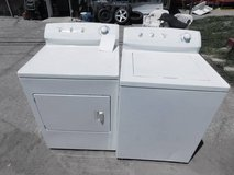 Frigidaire Matching Washer and Dryer Set in Fort Riley, Kansas