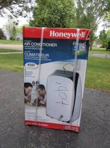 Honeywell 12000 BTU Portable Air Conditioner with Remote Control in Lockport, Illinois