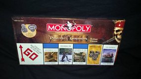 Pirates of the Caribbean Monopoly Sealed New in Chicago, Illinois
