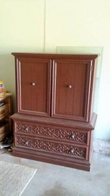 WOOD CHEST FOR REFINISHING in Joliet, Illinois