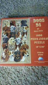 Toy of the Year Award 1000 Piece Puzzle in Camp Pendleton, California