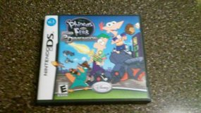 NINTENDO DS PHINEAS AND FERB GAME in Joliet, Illinois