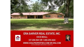 IMMACULATE HOME WITH 9.81 ACRES AND MUCH MORE... in Leesville, Louisiana