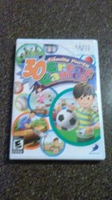 Wii 30 FAMILY PARTY GREAT GAMES GAME in Joliet, Illinois