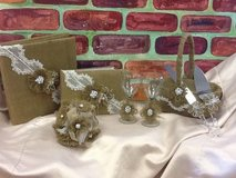 Custom made wedding accessories in Fort Bliss, Texas