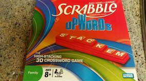 Scrabble Upwords in Oceanside, California