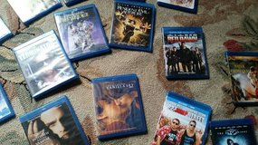 19 Blu-Ray DVDs for $30 - See pics for titles in Fairfield, California