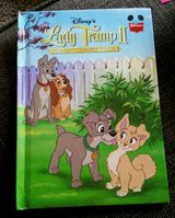 Lady and the Tramp II Scamp's Adventure (Disney Wonderful World of Reading) Hard Cover Book in Joliet, Illinois