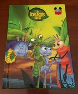 A Bug's Life Disney Pixar 1998 Illustrated Hardcover Book in Joliet, Illinois