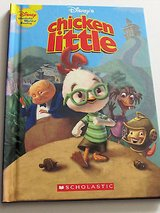 Chicken Little (Disney's Wonderful World of Reading) Scholastic Hard Cover Book in Chicago, Illinois