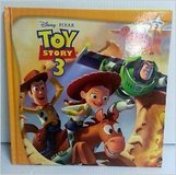 RARE Disney PIXAR Toy Story 3 - Volume 3  Storytime Collection Hard Cover Book in Morris, Illinois