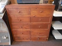 Rustic Roomy Dresser in Aurora, Illinois